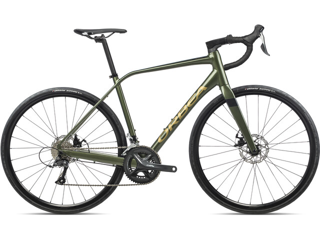 Orbea Avant H60-D, military green/gold